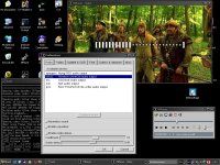 MPlayer GUI pod Windows XP